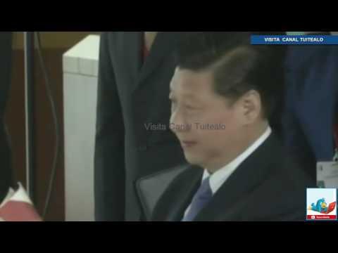China está contenta por llamada de Donald Trump a Xi Jinping Video 2017