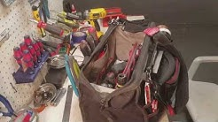 Commercial Electricians Tool Bag tour