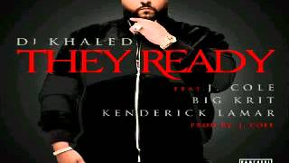 Dj Khaled Ft J Cole, Big Krit & Kendrick Lamar - They Ready Instrumental