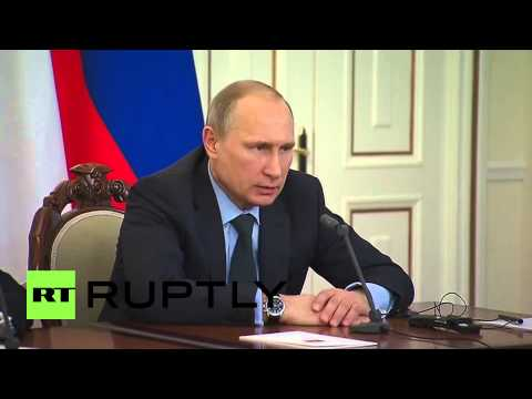 Russia: Kiev cutting gas to E. Ukraine 'has the stench of genocide' - Putin
