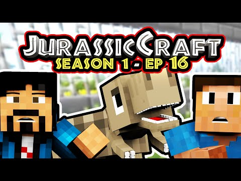"""""""ENEMY BASE FOUND & LOCK AND LOAD!"""" Minecraft Roleplay- Jurassic Craft w/Chrisandthemike from YouTube · Duration:  15 minutes 19 seconds"""