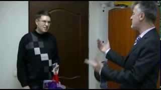 Андрей Капица, вручение призов, отзыв, страхование в Храмполис 2