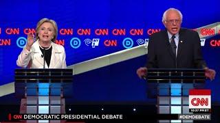 CNN New York Democratic Debate | The Biggest Loser Was...