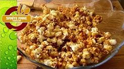 Karamelli Patlamış Mısır   Popcorn