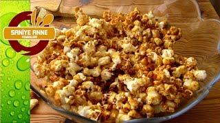Karamelli Patlamış Mısır | Popcorn