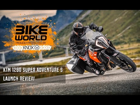 KTM 1290 Super Adventure Launch Review | First Ride