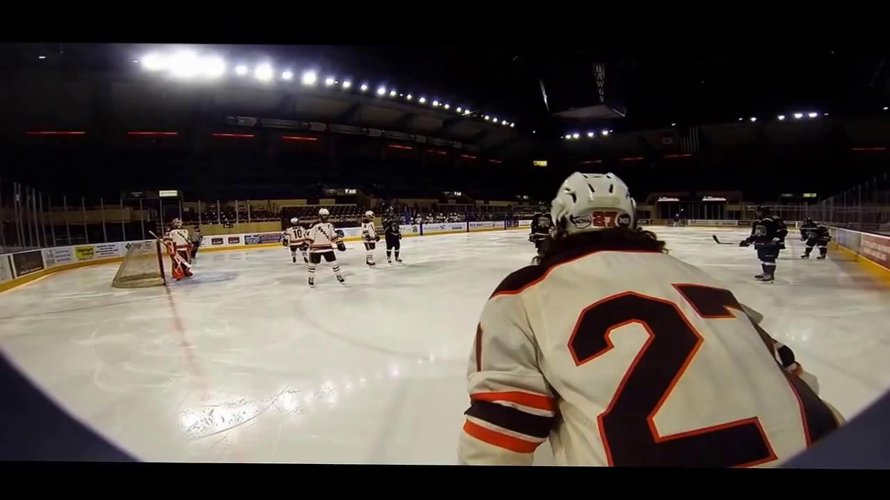 virginia tech ice hockey youtube