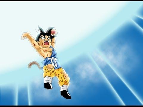 Goku Genki Dama Vs Shenron (JAP) Remastered