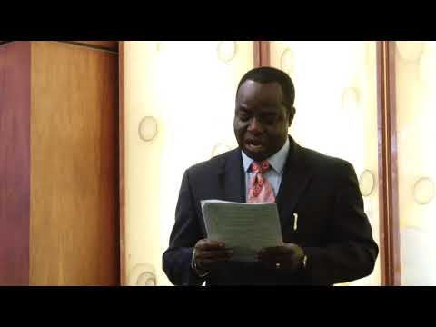 Hon Kayode Oladele,19 April 2018   Bill to provide for the establishment of the National Agency for