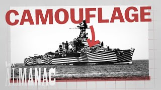 Dazzle camouflage was fantastically weird. It was also surprisingly smart. WWII saw another kind of strange history unfold: a meme (yes, really). Watch our video ...