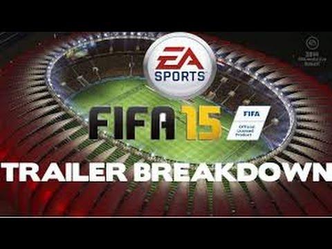 FIFA 15:Las mejoras en los gráficos [Español-Trailer oficial HD]