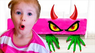 Baa Bee Kids - Monster under the bed story