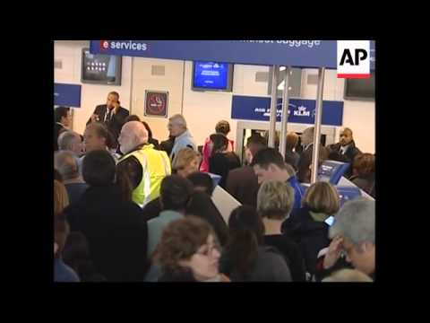 Air France flight attendants strike causes chaos