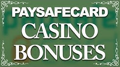 Paysafecard Casino Bonuses - Best Gambling Sites (2018)