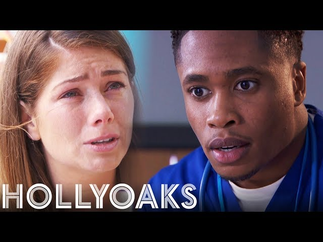 Mitchell Figures Out Why Maxine Is Ill   Hollyoaks