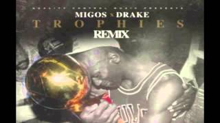 Repeat youtube video Drake - Trophies ft. Migos