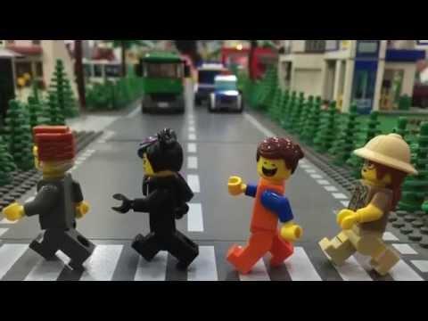 Ziafa and The Side Project - Saat Indah Bersamamu (Video Lirik - Lego)