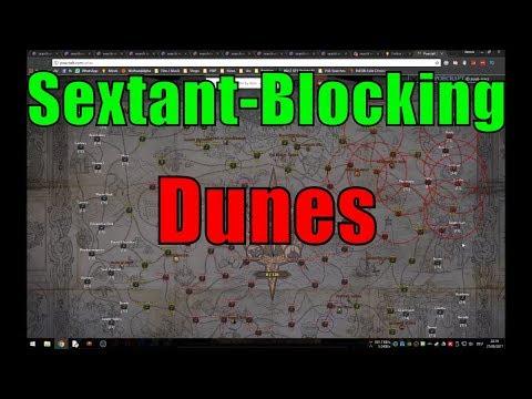 [3.0] #06 Atlas Guide - Sextant Blocking Dunes - Path of Exile - Harbinger [german]