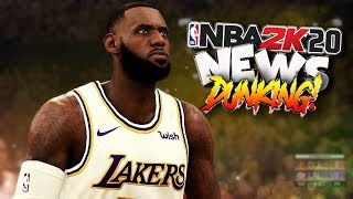NBA 2K20 News #41 - Weekly Workouts & POSTERIZER Dunk Ratings