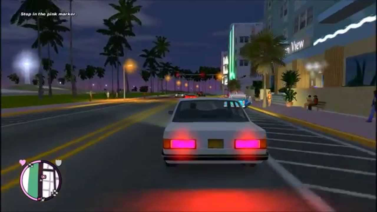 GTA Vice City Rage Beta 3 Mission: An Old Friend