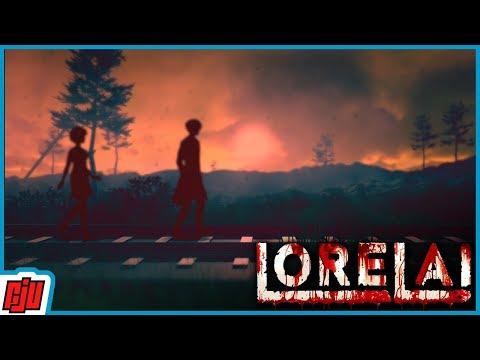 Lorelai | Chapter 4 | Indie Horror Game | PC Gameplay Walkthrough