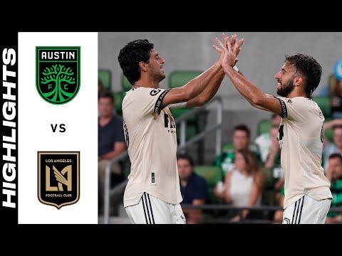 HIGHLIGHTS: Austin FC vs. Los Angeles Football Club | July 07, 2021
