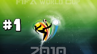 Let's Play 2010 FIFA World Cup South Africa (1)