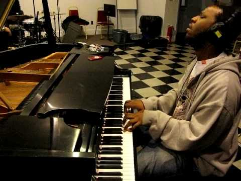 "WBGO Studio Session: Robert Glasper Trio - ""Enoch's (Inaugural) Meditation"""