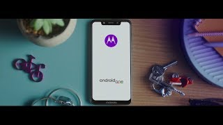 Motorola e Android One apresentam: motorola one