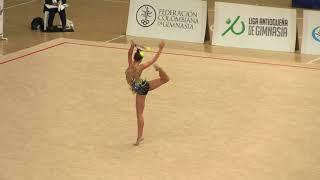 Elizabeth Kapitonova - Clubs Final - 2018 Pacific Rim Championships