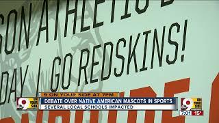 Debate over Native American mascots in sports