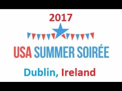 USA Summer Soirée 2017 - TravelMedia.ie TTR
