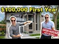 How he made $100,000 his first year as a Real Estate Agent