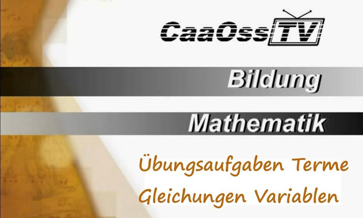 Fantastisch Gleichungen In Einer Variablen Arbeitsblatt Fotos ...