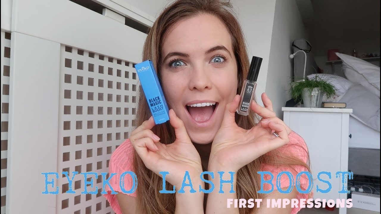 7f528be4d09 EYEKO MAGIC LASH BOOST | First Impressions | Megan Taylor - YouTube