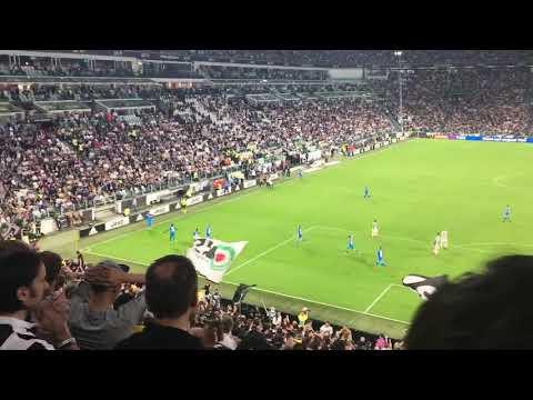 Juventus Napoli gol koulibali live dalla curva
