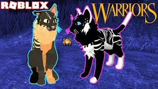 ROBLOX [BETA] Warrior Cats: Ultimate Edition! My ROLEPLAY, Clans, Extra EARS GAMEPASS, Blind Cat