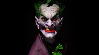 Horror Icon Rick Baker Reveals the Method Behind His Joker's Madness - Comic Con 2018