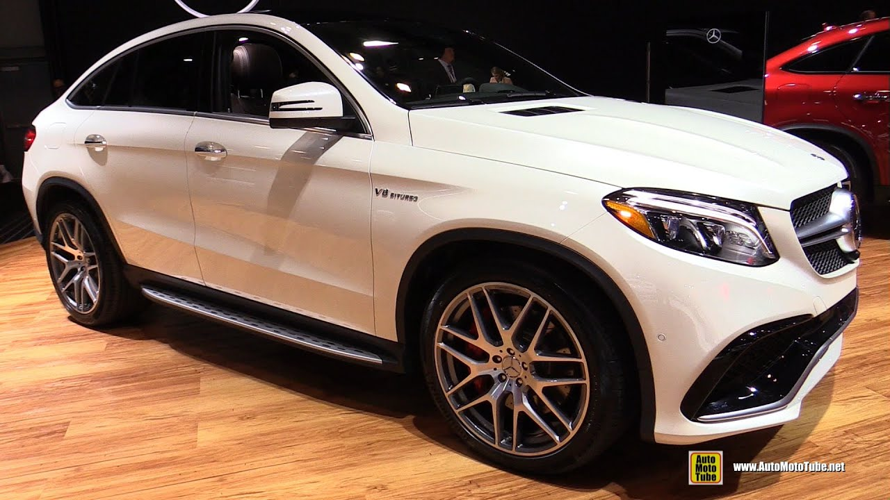 2016 mercedes benz gle class gle63 amg coupe exterior. Black Bedroom Furniture Sets. Home Design Ideas