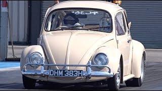 1970 VW Beetle 2437cc Turbo 1/4 Mile 11.63 @ 117mph