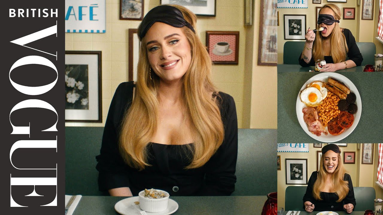 Download Adele Eats Spotted Dick, Cockles & 10 Other British Dishes | British Vogue