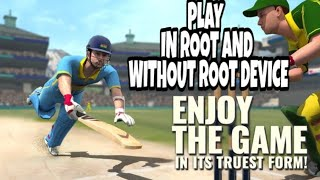 sachin saga game not open root and without root device issue solve.play the game by KEKRI TECHNO