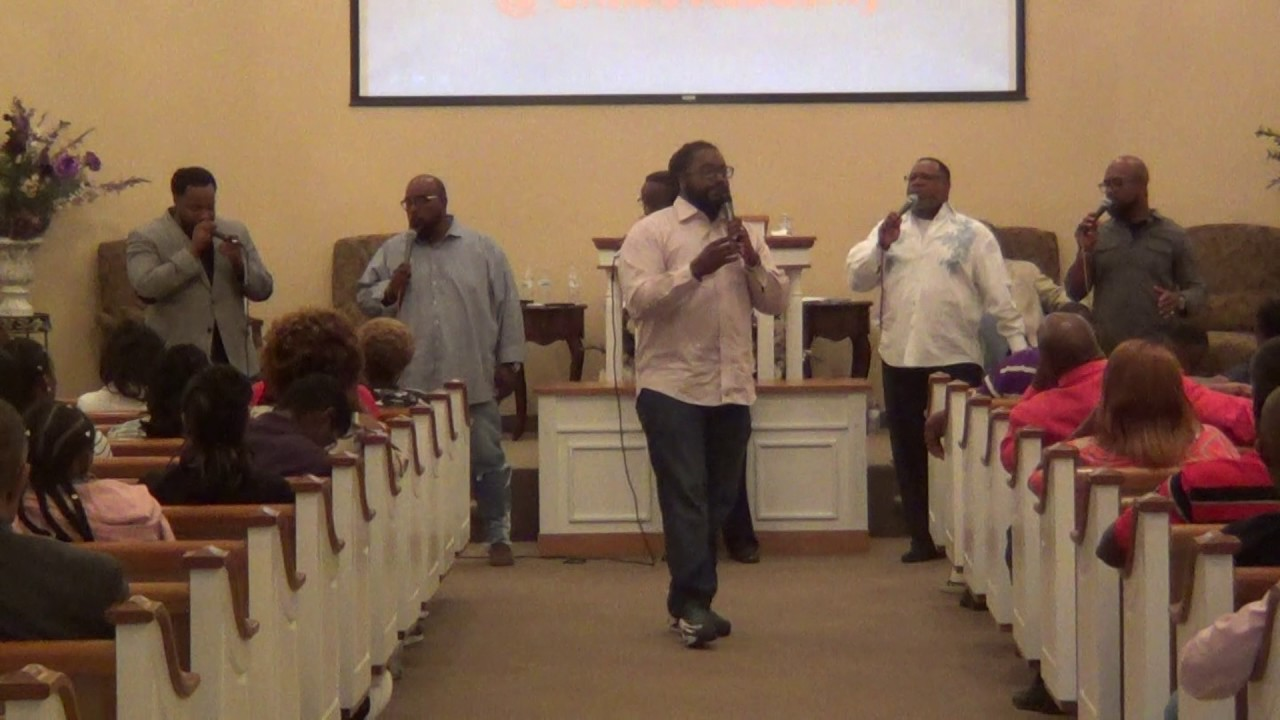 Show Me The Way Just Men 9th St Church Of Christ Youtube