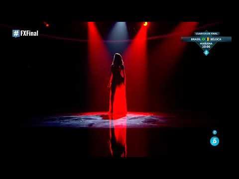 Ruth Lorenzo - Loveaholic (Live Factor X España 2018) thumbnail