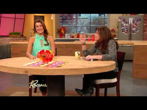 Cote de Pablo on Rachel Ray
