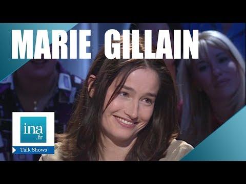 première fois de Marie GILLAIN  Archive INA