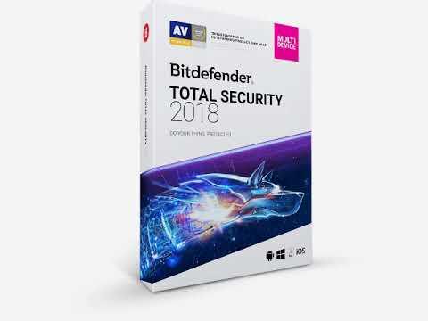 bitdefender total security 2018 90 days legal key youtube. Black Bedroom Furniture Sets. Home Design Ideas