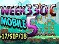 Angry Birds Friends Tournament Level 5 Week 330-C  MOBILE Highscore POWER-UP walkthrough
