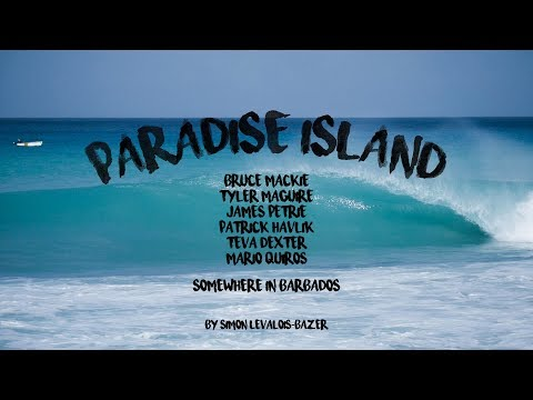 PARADISE ISLAND - SURFING THE WEST COAST OF BARBADOS