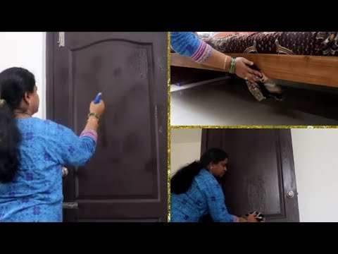 HOW TO CLEAN WOODEN FURNITURE||CLEANING TIPS||RAMA SWEET HOME